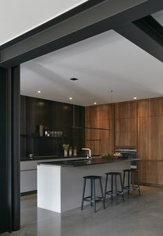 958 best Modern Kitchens images on Pinterest   Contemporary unit ...