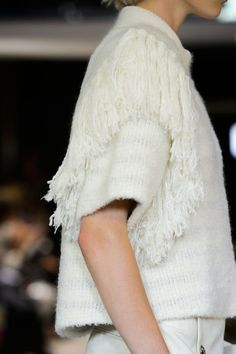 Sonia Rykiel at Paris Spring 2015 (Details)