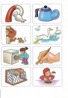 N Sequencing Cards, Sequencing Activities, Kindergarten Worksheets, Worksheets For Kids, Speech Language Pathology, Speech And Language, Picture Story, Whats Wrong, Speech Therapy