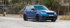 Range Rover Sport Larte Design