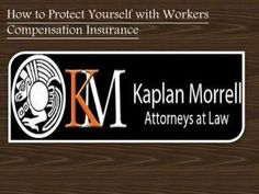 Kaplan Morrell - http://kaplanmorrell.com/ - Kaplan Morrell are Denver Workers Compensation Attorneys and Denver Disability Attorneys working hard to get you the benefits and rights you deserve.