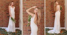Boho bride Three  #daughtersofsimone #warwick #savannahbridalboutique #savannahweddingdress
