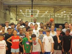 Thaddeus Young Basketball Skills Clinic King Of Prussia, Pennsylvania  #Kids #Events
