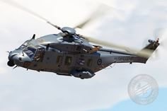 NH Industries NH90 Attack Helicopter, Military Helicopter, Military Aircraft, Military Special Forces, Aircraft Photos, Planes, Trains, Fighter Jets, To Go