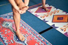 How to really clean your yoga mat