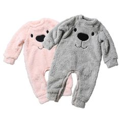 9565135ab16 Cozy Wool Bear Romper. Cozy Wool Bear Romper. Fig Avenue · Baby Fig