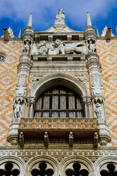 Palazzo Ducale , Venice, Italy