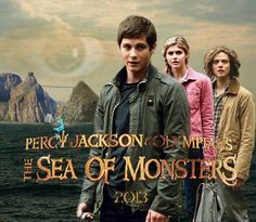 percy jackson and the sea of monsters @macycornmesser they dyed her hair blonde! I'm happy. Haha