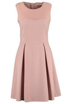 Sukienka letnia - rose dust