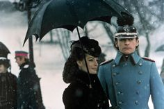 romy schneider and helmut berger in ludwig by visconti