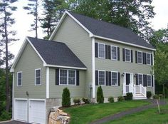 Painting Vinyl Siding | Home Vinyl Siding Design Ideas, Pictures, Remodel, and Decor - page 2