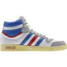 brand new 09637 a67cb Top Ten Hi Shoes Uomo adidas   adidas Italia Adidas Schuhe Frauen, Schuhe  Turnschuhe,