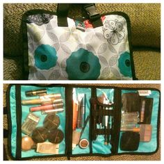 Timeless Beauty Bag for makeup  Buy at: www.mythirtyone.com/AEpifano