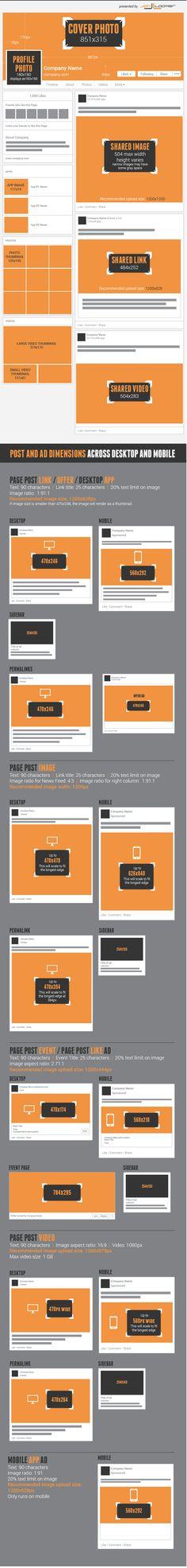 Dimensioni immagini Facebook