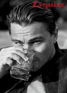 DiCaprio Interview - Leonardo Dicaprio on His Films and Nude Scene with Kate Winslet - Esquire