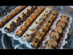 Arabic Sweets, Cake Business, Clay Crafts, Mousse, Sushi, Biscuits, Caramel, Sandwiches, Food And Drink