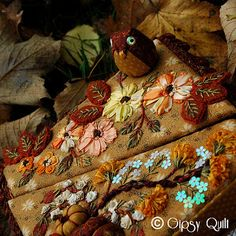 Gipsy Colors: Automne