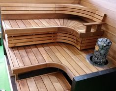 Find more information at the webpage above click the tab for additional details --- sauna chicago Saunas, Sauna Design, Design Design, Interior Design, Piscina Spa, Natural Swimming Pools, Natural Pools, Portable Sauna, Finnish Sauna