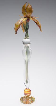 Loy Allen Glass ~ 2009 Botellas