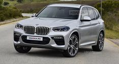 Facelifted 2022 BMW X3 Should Look Very Similar To Current Model Porsche, Audi, Bmw X3, Twin Turbo, Diesel Engine, Tail Light, Super Cars, Choices, Led Board