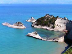 The Ionian Islands (Greece)