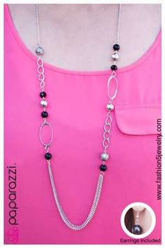 Paparazzi Long Brown Necklace #Paparazzi jewelry #Paparazzi #$5 #join www.facebook.com/justfivedollars