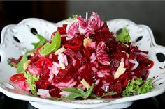 Осеннее меню для здоровья: 5 полезных блюд из свеклы / Простые рецепты