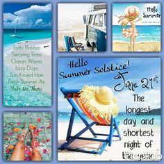Hello Summer 21 June