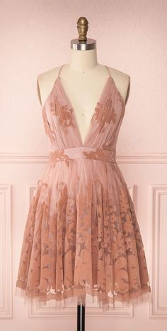 chic pink lace homecoming dresses, cheap a line short homecoming dresses, deep v neck cocktail party dresses A Line Deep V Neck Pink Homecoming Dress With Lace Lace Homecoming Dresses, Hoco Dresses, Dance Dresses, Sexy Dresses, Formal Dresses, Wedding Dresses, Formal Dress Patterns, Bridesmaid Gowns, Lace Wedding