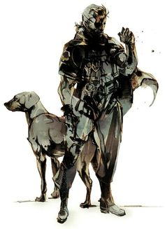 Metal Gear Solid- Diamond Dogs