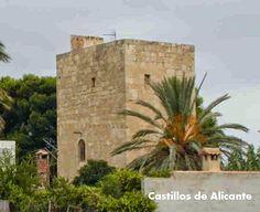 """Torre de la Media Libra, también conocida como """"La Granja"""" se ubica en el Camino de la Playa de San Juan, en la zona de La Condomina, estando constituido por dos elementos separados: la torre y la casa.Aunque se carece de datos precisos, la torre puede datarse a finales del siglo XVI o principios del XVII, y las partes más antiguas de la casa son de las mismas fechas o algo posteriores."""