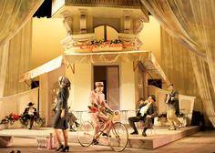 Melbourne Theatre Company. The Madwoman of Chaillot. Scenic design by Steven Curtis. 2007