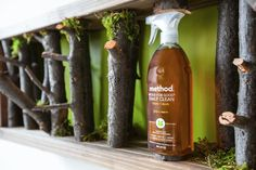 give dirt more than a brush-off your table's natural luster shouldn't fall by the wayside. especially now that you can safely eliminate dust, crumbs + crafty remnants from your wood surfaces (yes, even the nice ones) with our non-toxic, almond-scented wood for good® plant-based daily cleaner. click to see more.