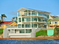 #Beachfront #Mansion - House for Sale in Scarborough QLD 4020