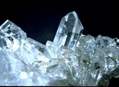 pictures of crystals | crystals are minerals that form a crystalline structure with its atoms ...