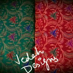 Brand new chanderi silk Jacquard ....so rich and luxurious