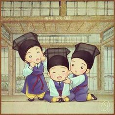 Triplets in fanart Cute Kids, Cute Babies, Superman Kids, Korean Tv Shows, Song Daehan, Song Triplets, Dream Baby, Cutest Thing Ever, Baby Pictures