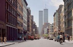 """Juxtapoz Magazine - Janet Delaney's """"New York City: 1984 - 1987"""