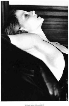 Jodie Foster, Alexandra Hedison, Clarice Starling, Black And White Girl, Family Tv, Helmut Newton, Meredith Grey, Photography For Sale, Claire Holt
