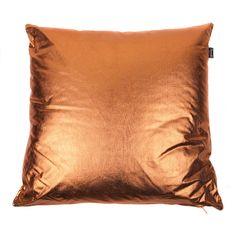 Kussen titanic 5. Een bronzen sierkussen geeft je kamer een luxe uitstraling. #intratuin