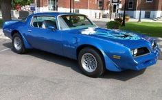 1976 Pontiac Firebird Trans Am WS6 Muscle Car by 78MartiniqueWS6 http://www.musclecarbuilds.net/1976-pontiac-firebird-trans-am-ws6-build-by-78martiniquews6