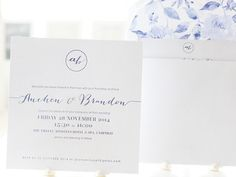 Blue letterpress printing on white cotton paper is always beautiful! Matched with a floral envelope liner = dreamy! Wedding Stationery, Wedding Invitations, Invites, Secret Diary, Envelope Liners, Letterpress Printing, Rsvp, Birthdays, Place Card Holders