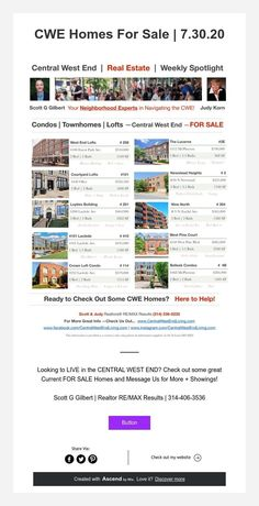 CWE Homes For Sale | 7.30.20 St Louis, The Neighbourhood, Homes, The Neighborhood, Houses, Home, Computer Case