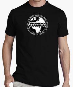 Camiseta Mundo Txungo