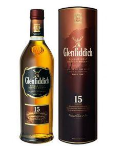 Glenfiddich 15 Years Single Malt Whisky 0,7 Liter