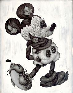 Tristan Eaton   Clashing Urban Art graphics