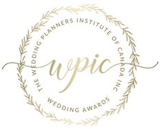 Finalists Notified -WPIC Wedding Awards Submissions