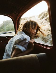 Summer vibes & wind in my hair | 'Together' | Photo by Noah...