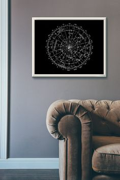 • Title: 19th Century Astrological Constellations Reproduction Print,vintage color scheme • Paper : Heavy Matte (232 gsm) • Sizes: 8 x 10 or 11