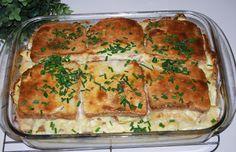 O kuchni z uczuciem : Zapiekanka tostowa